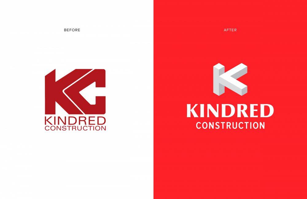 01 Kindred Logo Comparison